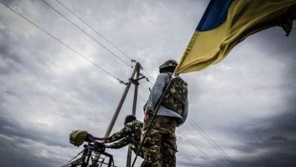 Террористы убили украинского воина