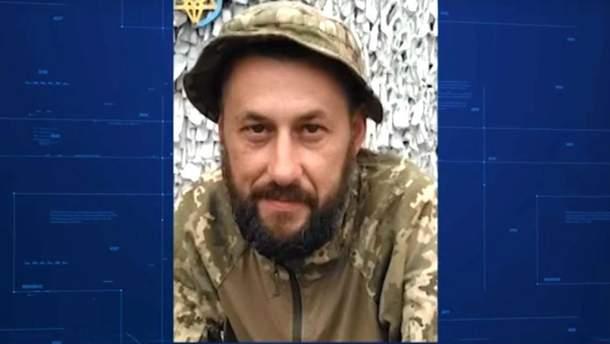 На Донбассе погиб украинский боец