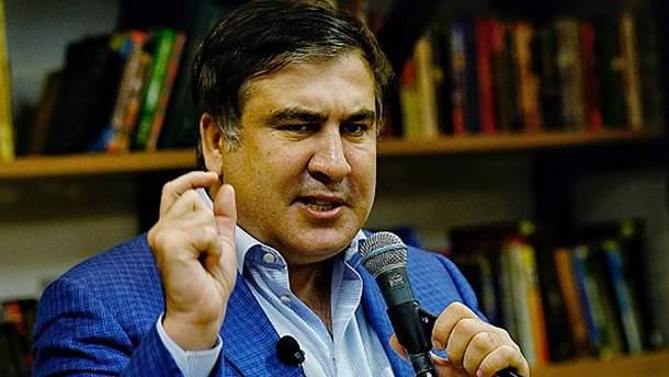 Саакашвили вернется в Украину 10 сентября