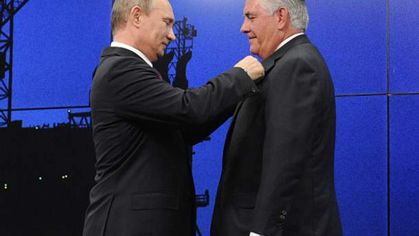 """Заявление Путина о Тиллерсоне в Госдепе назвали """"интересным комментарием"""""""