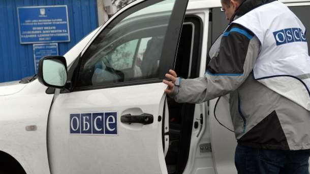ОБСЕ видела более 50 танков террористов за несколько дней