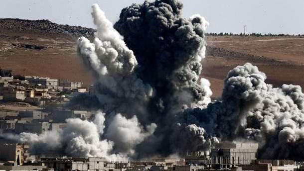 Израиль осуществил авиаудар по военной базе в Сирии: иллюстрация