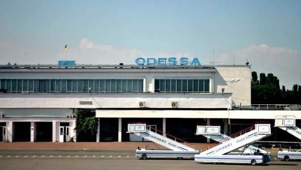Аэропорт Одессы сможет принимать большие самолеты