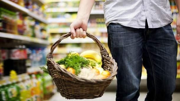 Ціни на деякі продукти в Україні впали