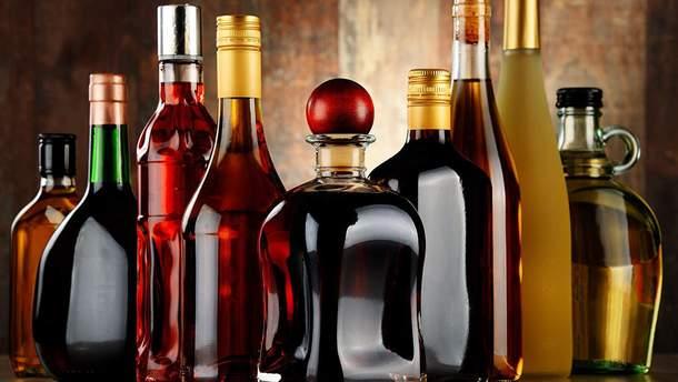 Сегодня в Украине подорожают алкогольные напитки