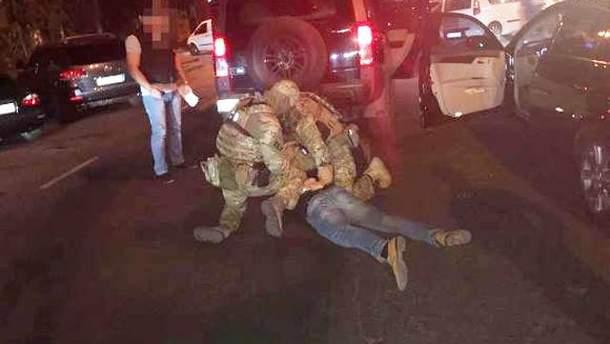 СБУ поймала на взятке чиновника Одесской ОГА