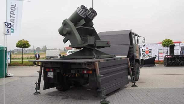 """ZRN-01 """"Stokrotka"""" может уничтожить вертолет противника на расстоянии до 4 км"""
