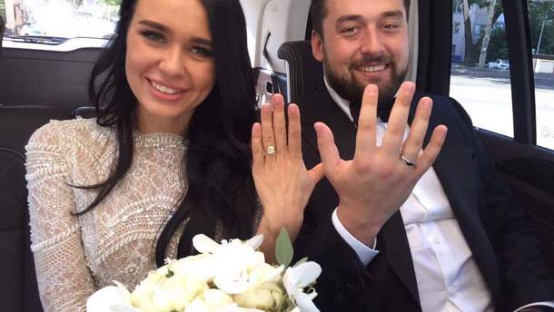 Син Луценка одружився