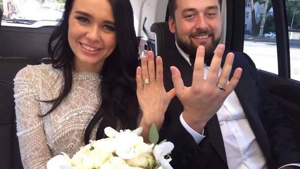 Сын Луценко женился