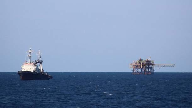 Росія видобуває газ з українських родовищ