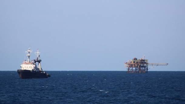 Россия добывает газ из украинских месторождений
