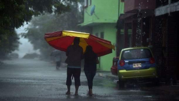 На США надвигается еще один ураган