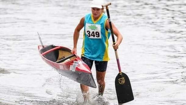 Людмила Бабак стала чемпионкой мира по каноэ