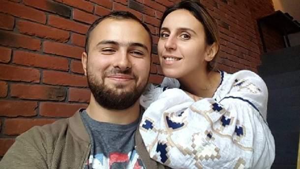 Джамала с мужем
