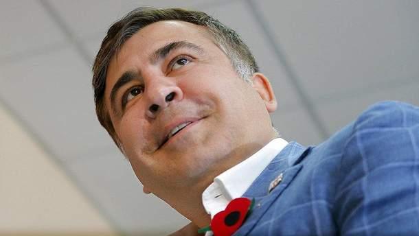 Саакашвили готовится к возвращению в Украину