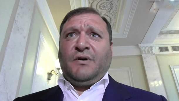 Михаил Добкин не очень знаком с украинской литературой