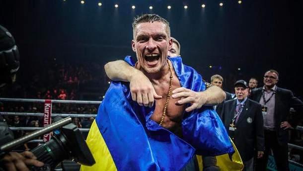 Тренер Александра Усика прокомментировал бой с Хуком