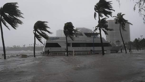 """Последствия урагана """"Ирма"""" во Флориде"""