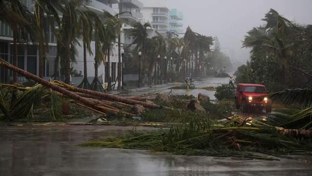 """Ураган """"Ірма"""" вдарив по США"""