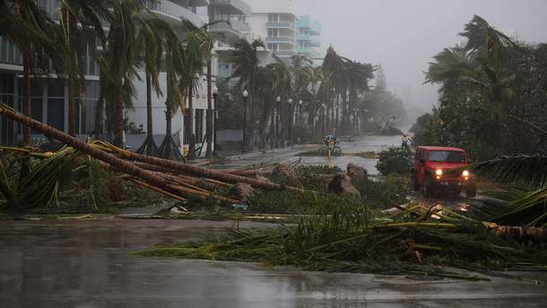 """Ураган """"Ирма"""" ударил по США"""