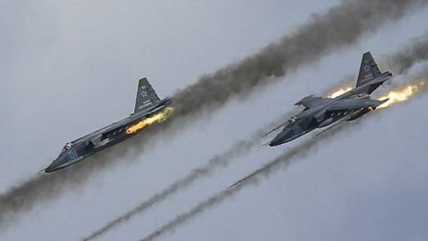 34 людини загинуло внаслідок атаки російської авіації