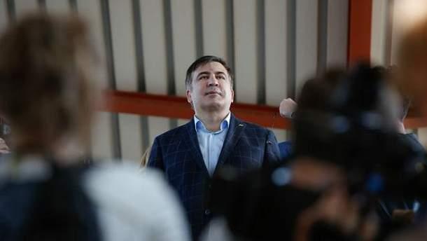 Повернення Саакашвілі в Україну: реакції західних ЗМІ