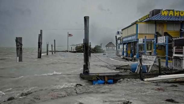 """Ураган """"Ірма"""" вже у Флориді"""