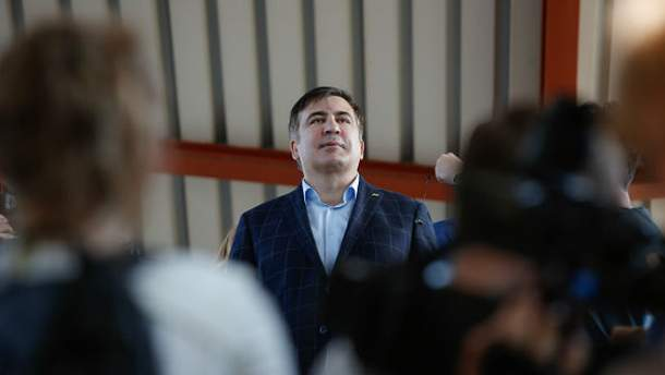 Возвращение Саакашвили в Украину: реакции западных СМИ