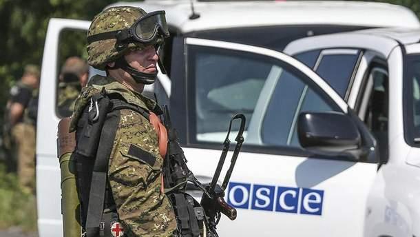 Спостережна місія ОБСЄ