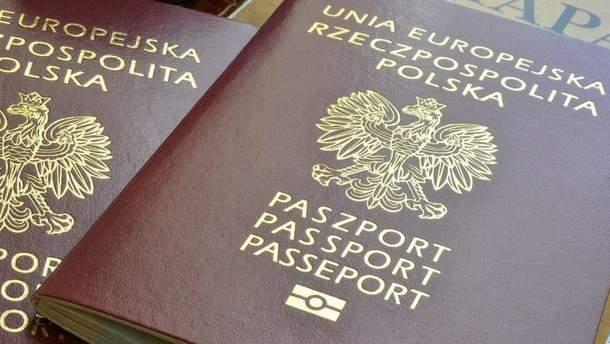 Львовский Мемориал орлят не будет изображен в польских паспортах