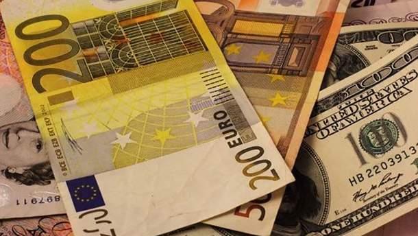 Готівковий курс валют 11 вересня в Україні
