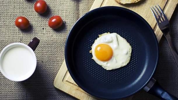 Рецепти яєчні від шеф-кухарів