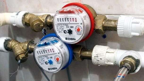 Нові правила нарахування води та тепла
