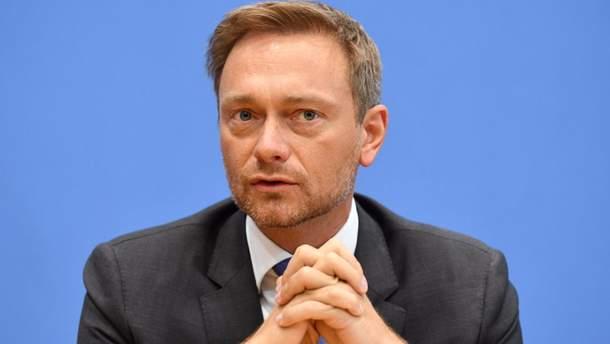 """Линднер предложил Путину членство в G8 в обмен на отказ от учений """"Запад-2017"""""""