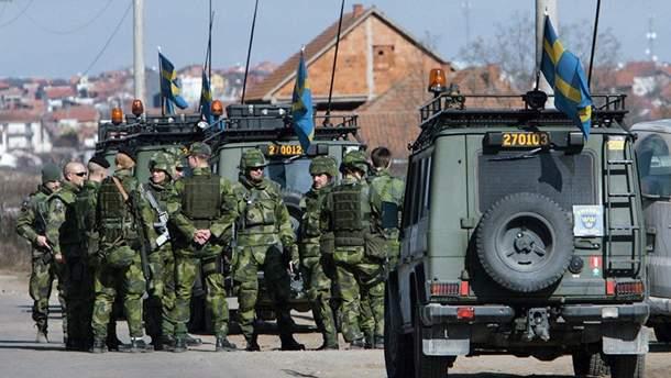 Швеция постепенно готовится к войне с Россией
