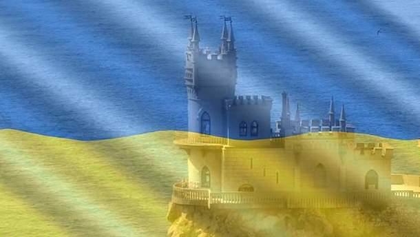 Крым – Украина