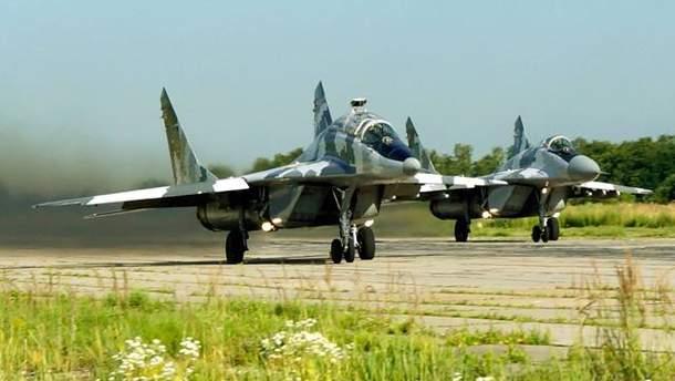 Почти все боевые воинские части Воздушных Сил ВСУ приведены в боевую готовность
