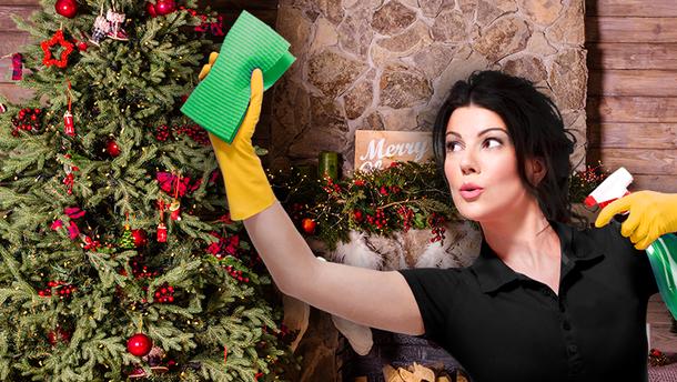 Новый год 2019: как убрать дом к праздникам