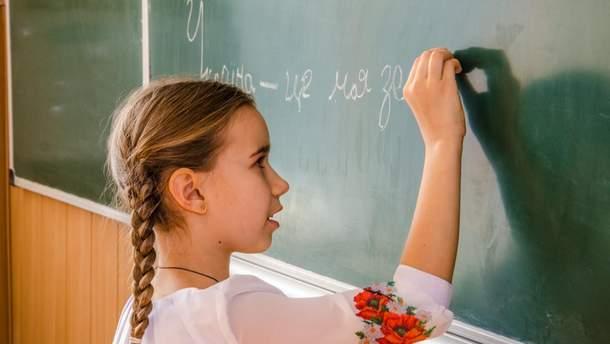 Языком обучения в Украине будет украинский