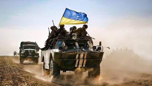 Украинским солдатам за участие в АТО ежемесячно будут платить 17 тысяч гривен