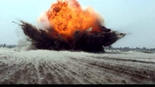 """Боевики """"ЛНР"""" подорвались на собственных минах"""