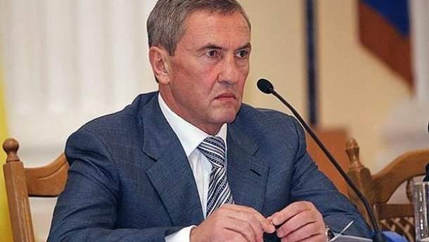 Черновецкий объявлен в розыск