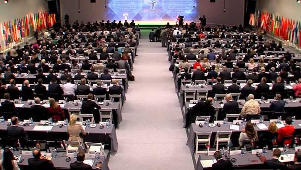 Російську делегацію не пустили на світовий Конгрес у Литві