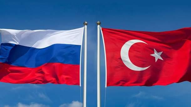Росія забезпечить Туреччину зброєю