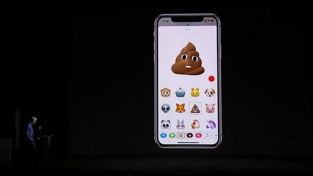 Apple представила новый iPhone 8 и iPhone X