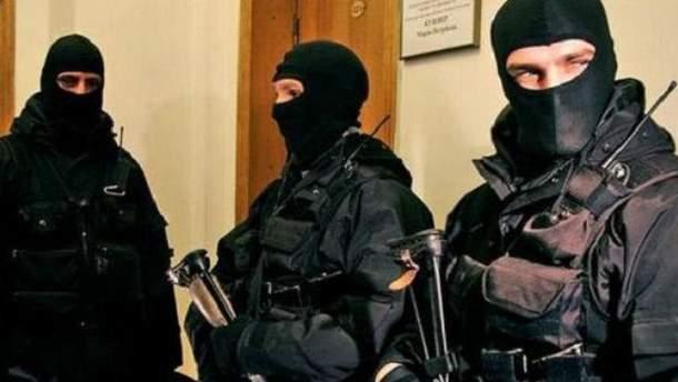 Обыски в квартире депутата Александра Березникова