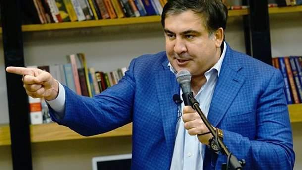 Украина может не выдавать Саакашвили Грузии, пока нет решения грузинского суда