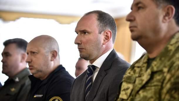 Порошенко назначил Божко главой Службы внешней разведки Украины.