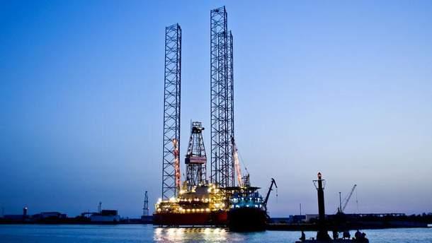 """Чорноморнафтогаз"" скорочує видобуток газу"