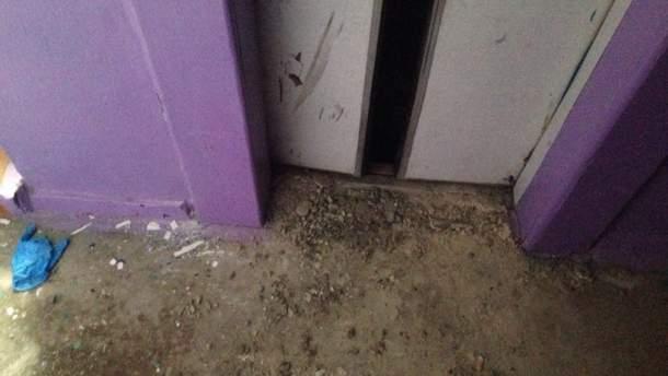 В лифте погибла молодая девушка